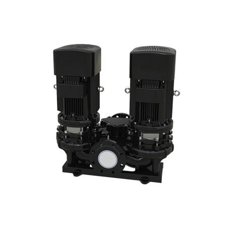 QFEM高效管道循环泵(双联式)