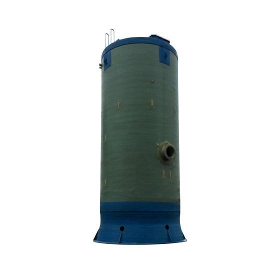 QF一体化地埋式预制污水提升泵站