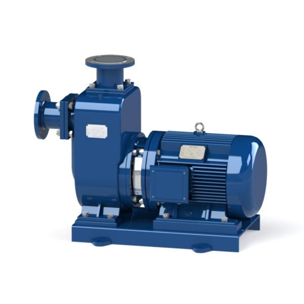 QFZWL直联式自吸无堵塞排污泵