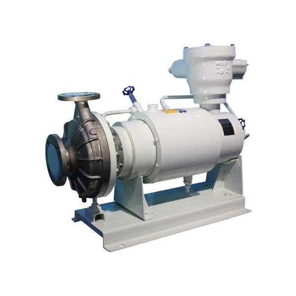 QFCP卧式化工屏蔽泵