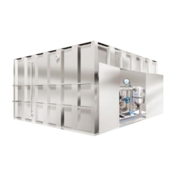 QFBW(3)箱式无负压供水设备