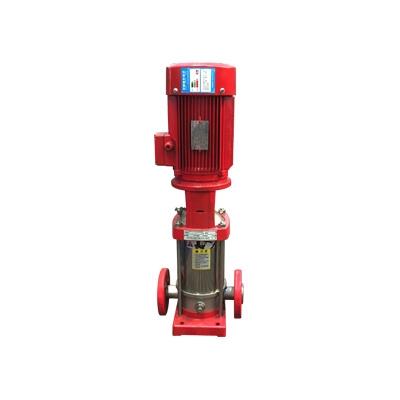 QF-XBD-CL型立式多级消防稳压泵组