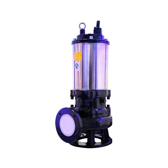 QF-WQ-H型污水污物潜水电泵(外加不锈钢套)