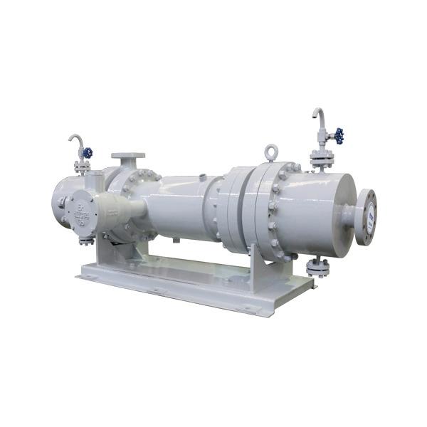 QF-CP-M双端自平衡多级化工屏蔽泵