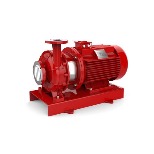 QF-XBD-W卧式单级切线恒压消防泵