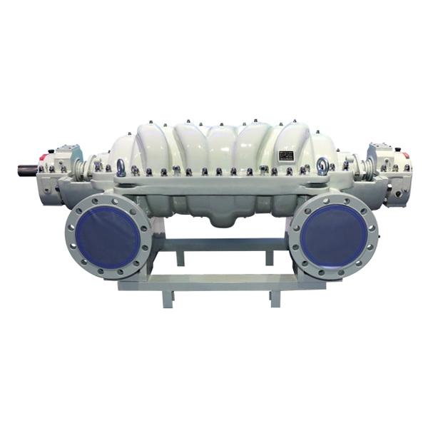 QFMS中开多级双吸泵