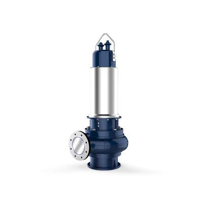 QF-WQ-F强冷干式污水污物潜水电泵