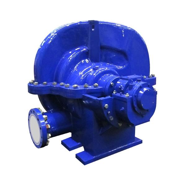 QFDK中开多级泵