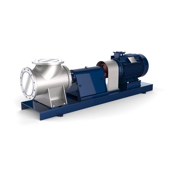 QFHZW化工轴流泵