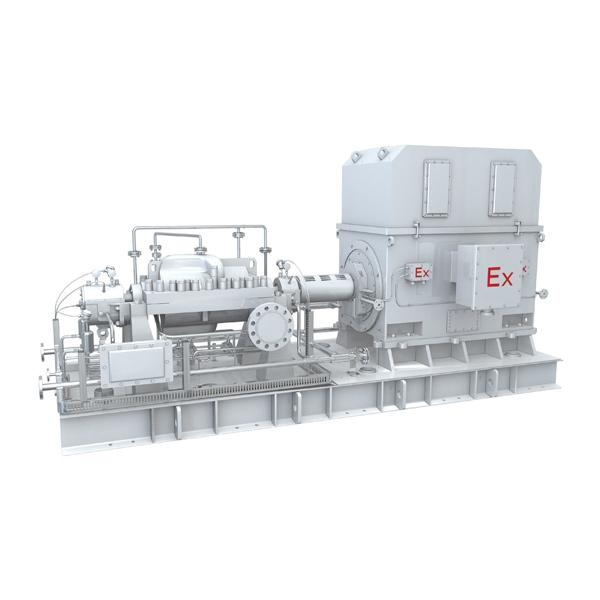 QFMSD双吸多级输油管线泵