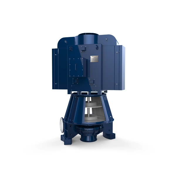 QFLW立式蜗壳泵