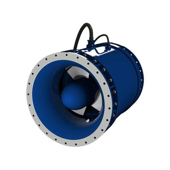 QFQGWZ全贯流潜水电泵