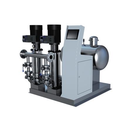 QFBW(7)自变频泵组罐式无负压供水设备