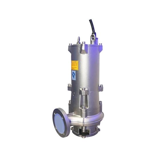 QF-WQ-S不锈钢污水污物潜水电泵