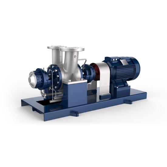 QFSJH单级双吸两端支撑式流程泵