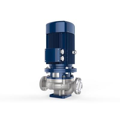 QFLH立式不锈钢泵