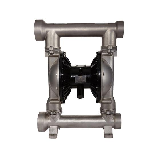 QF-QBY-P不锈钢隔膜泵