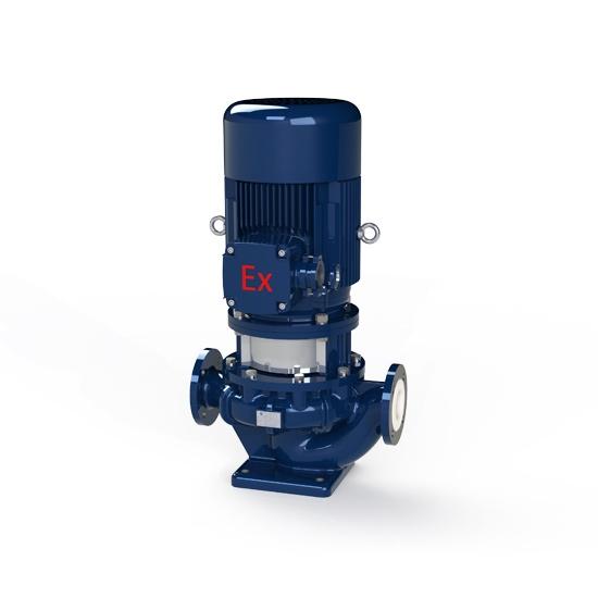 QFSGD-F衬氟管道泵