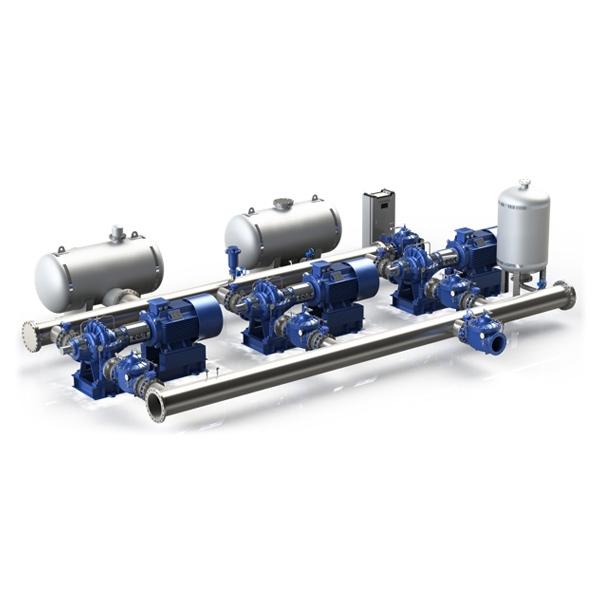 QFBW(9)自来水一级加压智能泵站