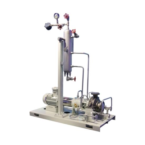 QFZA、QFZE化工流程泵