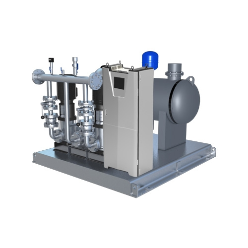 QFBW(5)组合管式(无负压)叠压供水设备
