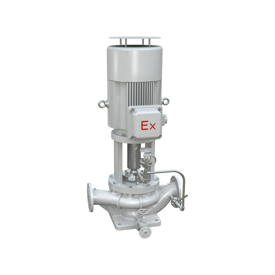 QFGY石油化工管线流程泵