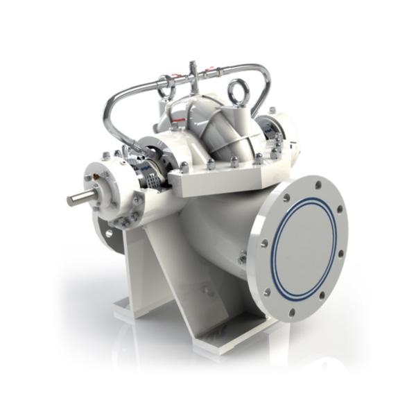 QFSS不锈钢双吸泵