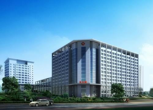 云南省精神病院综合楼